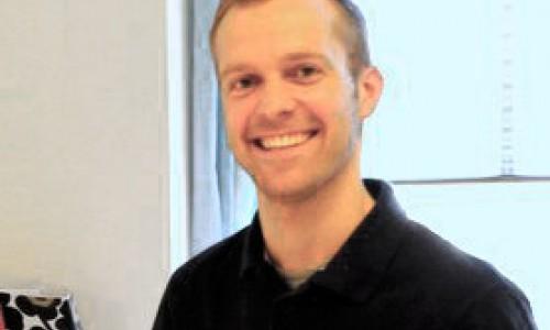 Teamet omkring specialtandlæge i tandretning, Johan Corydon Knudsen